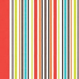 New Arrivals Inc Fabric - Circus Stripe