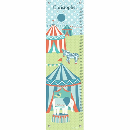 Circus Tents Growth Chart