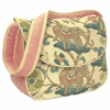 Cirque Pink Messenger Diaper Bag