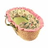 Cirque Pink Moses Basket