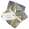 Citron Burp Cloth Set