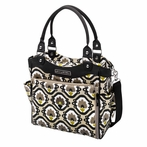 City Carryall Diaper Bag - Beautiful Barcelona
