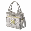 City Carryall Diaper Bag - Breakfast in Berkshire