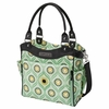 City Carryall Diaper Bag - Captivating Corinth