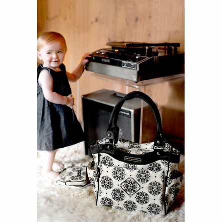 On Sale City Carryall Diaper Bag - Casbah Nights