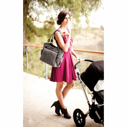 City Carryall Diaper Bag - Central Park North Stop