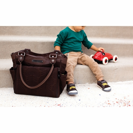 City Carryall Diaper Bag - Champs Elysees Stop