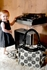 City Carryall Diaper Bag - Evening in Islington