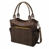 City Carryall Diaper Bag - Hotel de Ville Stop