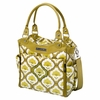 City Carryall Diaper Bag - Lights of Lisbon