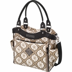 City Carryall Diaper Bag - Marbella Meadows