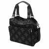 City Carryall Diaper Bag - Paris Noir