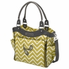 City Carryall Diaper Bag - Sunshine in Scandinavia