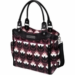 City Carryall Diaper Bag - Tuscan Twilight
