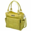 City Carryall Diaper Bag - Union Square Stop