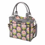 City Carryall Diaper Bag - Weekend in Windsor