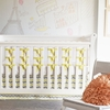 City of Dreams 2-Piece Crib Bedding Set in Yellow