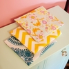 Clarissa Baby Changing Pad Covers - Set of 3