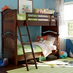Classic Cherry Bunk Bed