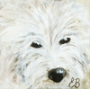 Classic Doggies Terrier Canvas Reproduction