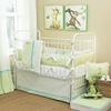 Classic Giraffe Custom Crib Bedding Set