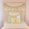 Classic Giraffe Striped 3 Piece Custom Bedding Set