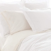 On Sale Classic Hemstitch White Euro Sham