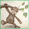 Classic Monkey Canvas Reproduction