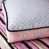 Classic Pink Throw Pillow