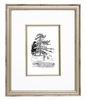 Classic Pooh IX Vintage English Framed Print