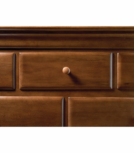 Classic Saddle Brown Bookcase
