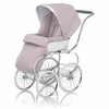 Classica Stroller - Pink & White