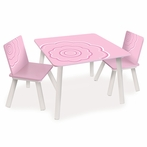 Classically Cool Tables and Chairs - Blossom