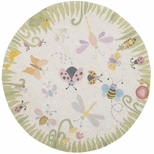 Kids Round & Oval Rugs