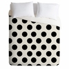 Classiest Cream Lightweight Duvet Cover
