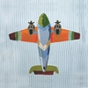 Clearance Clarance Airplane Canvas Reproduction