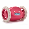 Clocky Rolling Alarm Clock in Raspberry