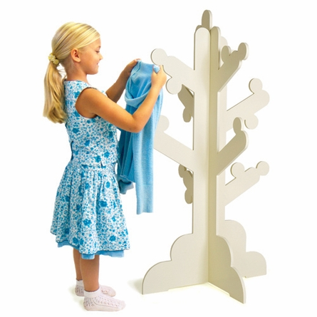 Clothes Tree - White