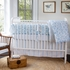 Cloud Majestic Crib Bumper