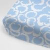 Cloud Majestic Crib Sheet