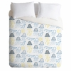 Clouds Luxe Duvet Cover