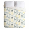 Clouds Lightweight Duvet Cover
