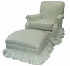 Club Rocker Glider Chair - Elegance