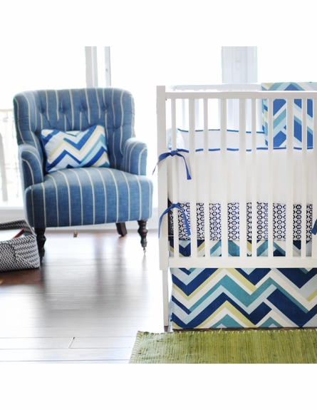 Clubhouse Crib Skirt