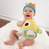 Clyde the Closet Monster Knit Baby Hat and Plush Toy Gift Set