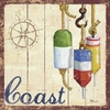 Coast Vintage Canvas Wall Art