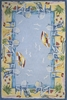 Coastal Beach Chair Rug
