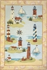 Coastal Lighthouse Rug