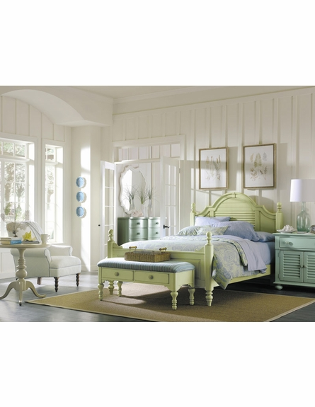 Coastal Living Summerhouse Bed