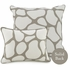Cobblestone Duvet Cover in Taupe